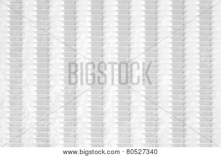 Sliver and white metal plate texture and seamless background