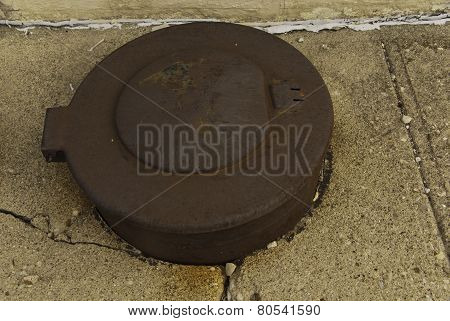 Utility Cover