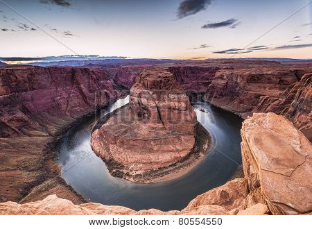 Horse Shoe Bend, Page Arizona