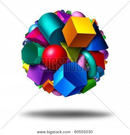 Geometry Objects Symbol