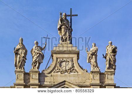 Archbasilica Of St. John Lateran, Rome