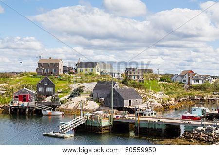 Buildings In Nova Scotia