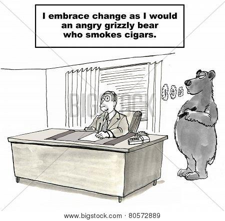 Avoiding Change Management