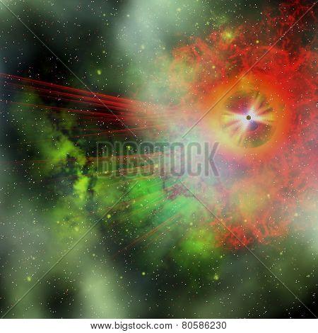 Super Massive Star