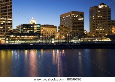 Downtown Milwaukee Buildings