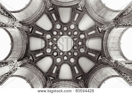 Palace Of Fine Arts Dome