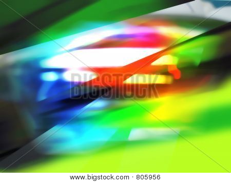an abstract art illustration of abstract background poster