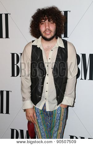 LOS ANGELES - MAY 12:  Benny Blanco at the BMI Pop Music Awards at the Beverly Wilshire Hotel on May 12, 2015 in Beverly Hills, CA
