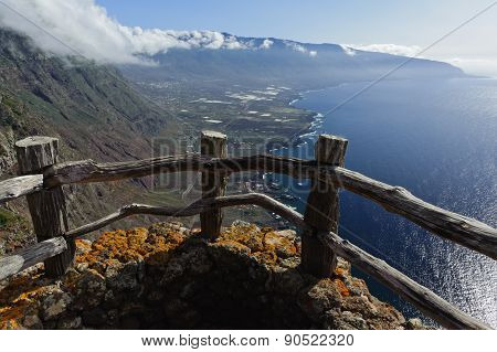 On the island of El Hierro. Canary Islands. Spain
