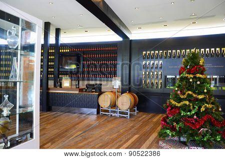 Wolf Blass Estate Winery, Barossa Valley, Visitor Center.