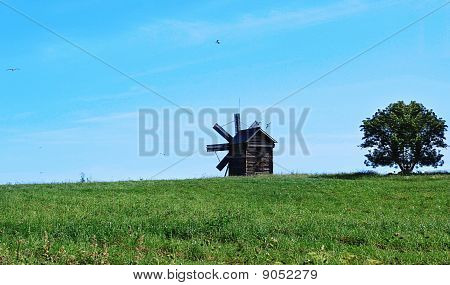 Old Windmill.