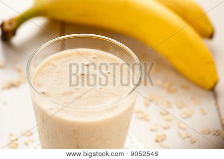 Oatmeal Milkshake