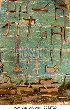 Old Carpenter's Workshop
