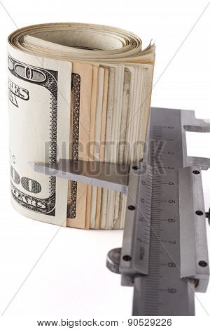 Dollars Measurment