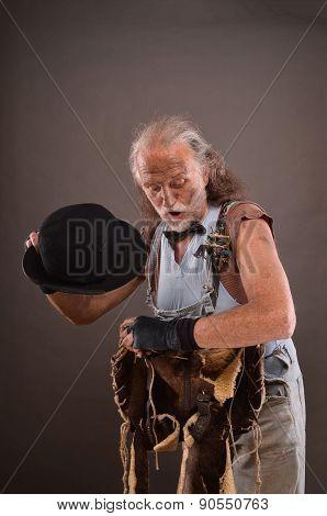 Old Homelles Tramp