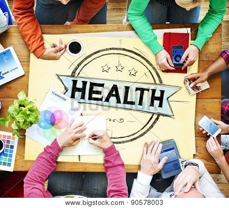 Health Health Care Disease Wellness Life Concept
