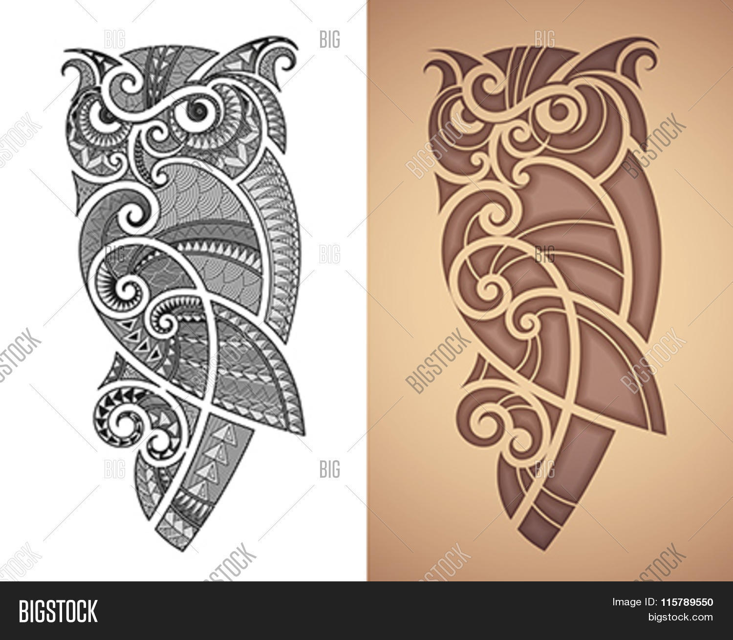 Pattern Tattoo New Inspiration Design