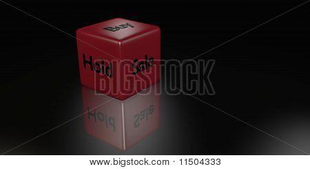 Stock Decision Cube
