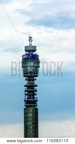 Bt London Telecom Tower, Uk