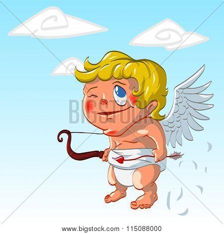 Cartoon Cupid