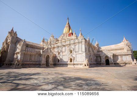 Ananda Temple. Bagan. Myanmar.