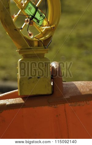 Orange Barrell