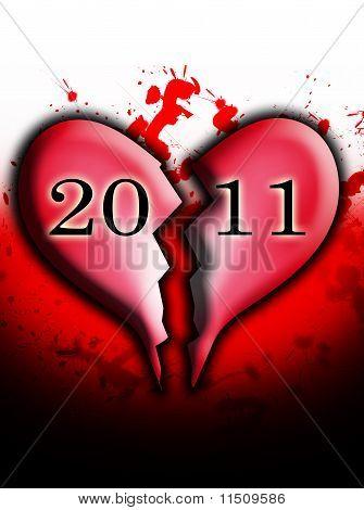 I Bloody Hate 2011