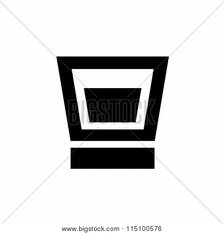 alcohol beverage icons vector design black color support eps10.