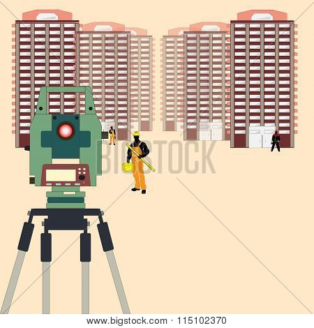 Surveying in Construction