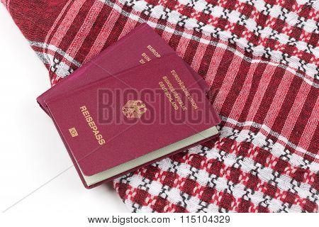 German Travel Passports