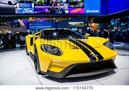 Ford GT-600 Supercar