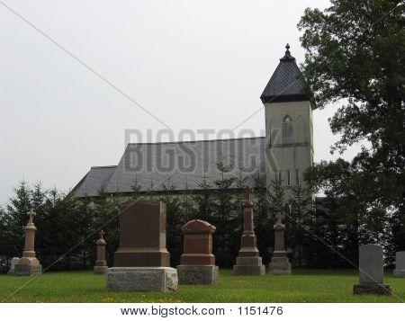 Cemetary church