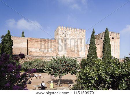 Alhambra Alcazaba