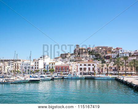 Ibiza Sunny Day