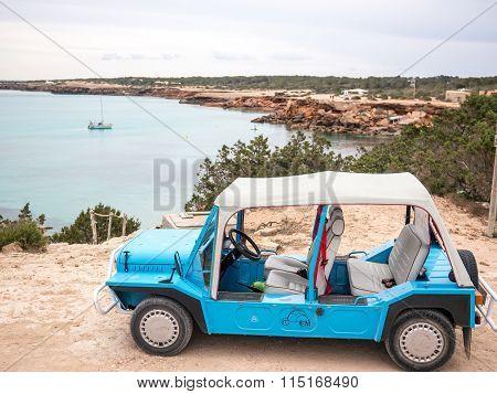 The Moke Of The Beach