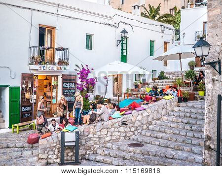 Living The Ibiza Life
