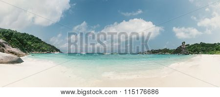 Panoramic View Of Similan Island, Thailand