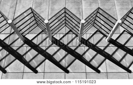 Abstract Shadow Patterns