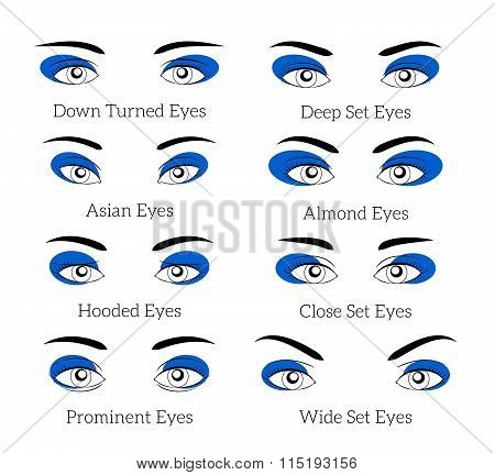 Easy makeup tips for the eyes