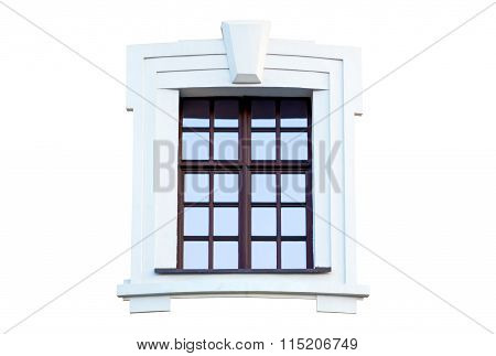Window In The Ancient Style.
