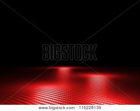 carbon fiber background 3d image