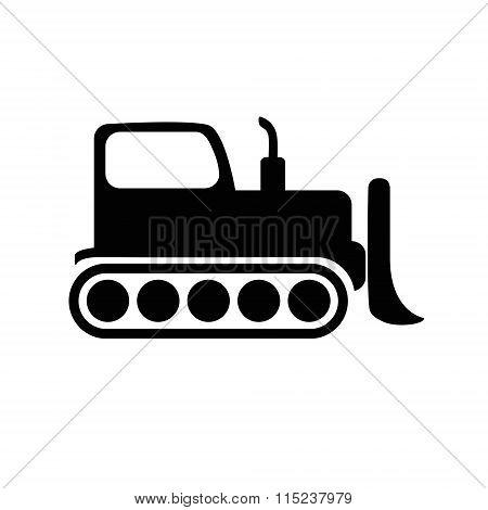 Crawler Dozer Tractor