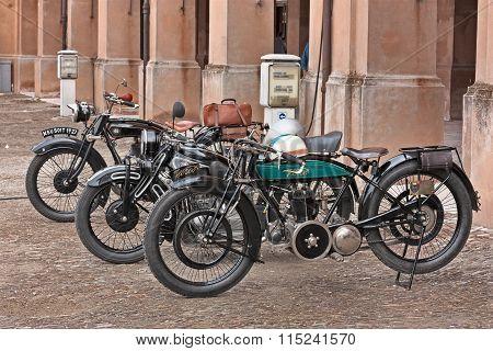 Vintage Motorcycle Veros Vl 350 (1921)