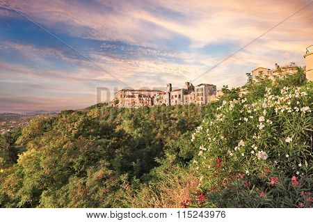 Landscape Of Vasto In Abruzzo, Italy