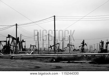 Kern River Oil Fields