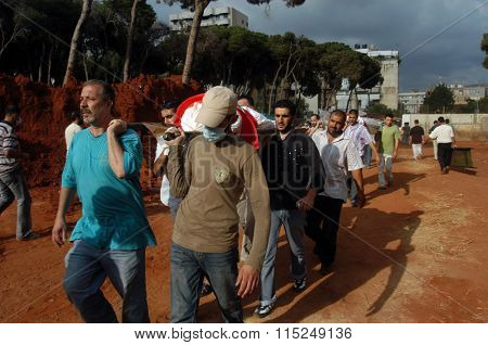 War in Beirut
