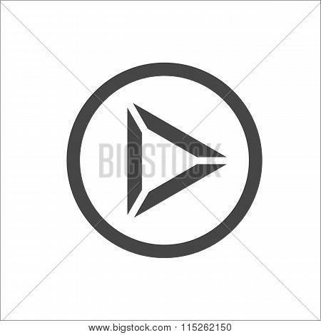 Tirangle Play icon