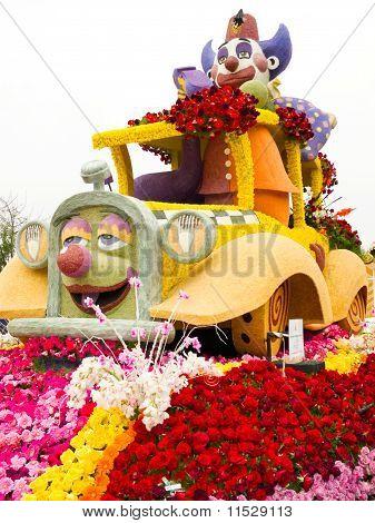 Shriners Hospitals for Children Rose Parade float