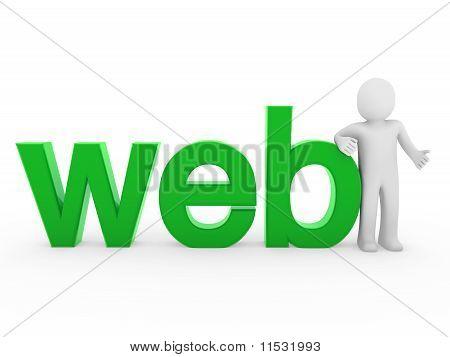 3D Human Web Green