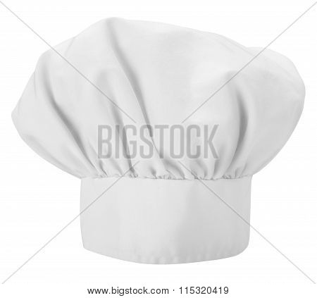 Chefs Hat Isolated On A White Background